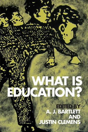 bartlett clemes what is education